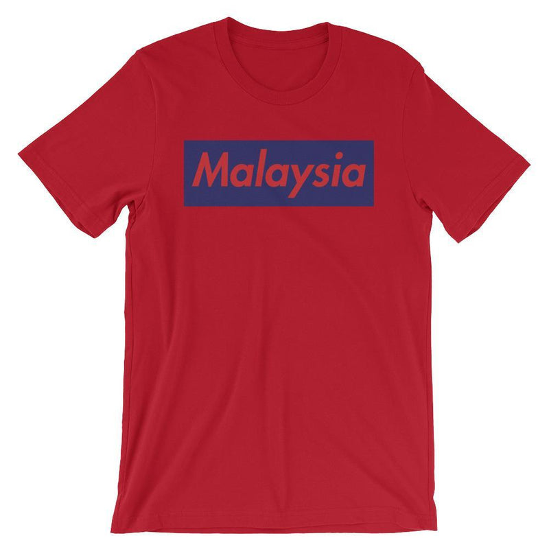 Repparel Malaysia Red / S Hypebeast Streetwear Eco-Friendly Full Cotton T-Shirt