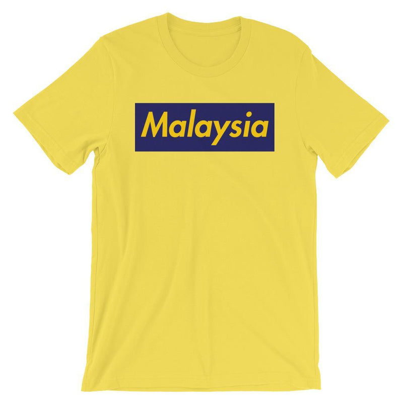 Repparel Malaysia Yellow / S Hypebeast Streetwear Eco-Friendly Full Cotton T-Shirt