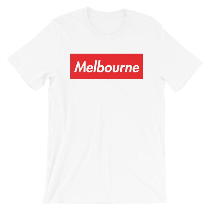 Repparel Melbourne White / XS Hypebeast Streetwear Eco-Friendly Full Cotton T-Shirt