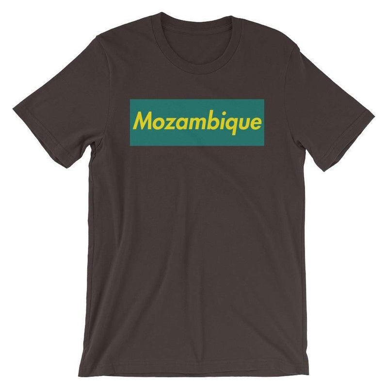 Repparel Mozambique Brown / S Hypebeast Streetwear Eco-Friendly Full Cotton T-Shirt
