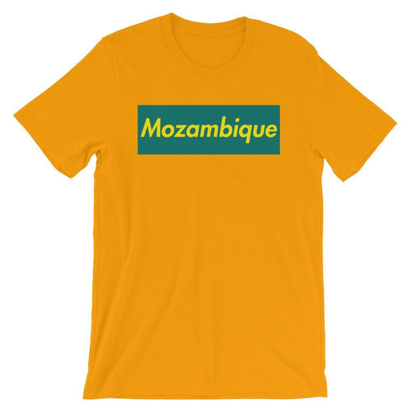 Repparel Mozambique Gold / S Hypebeast Streetwear Eco-Friendly Full Cotton T-Shirt