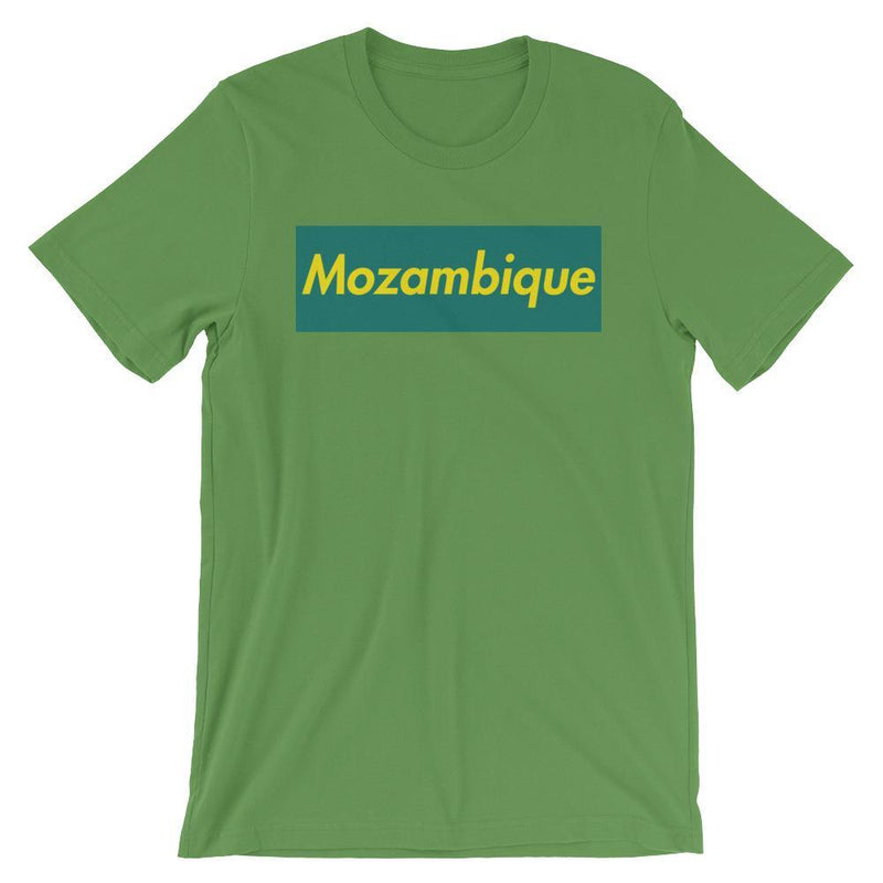 Repparel Mozambique Leaf / S Hypebeast Streetwear Eco-Friendly Full Cotton T-Shirt