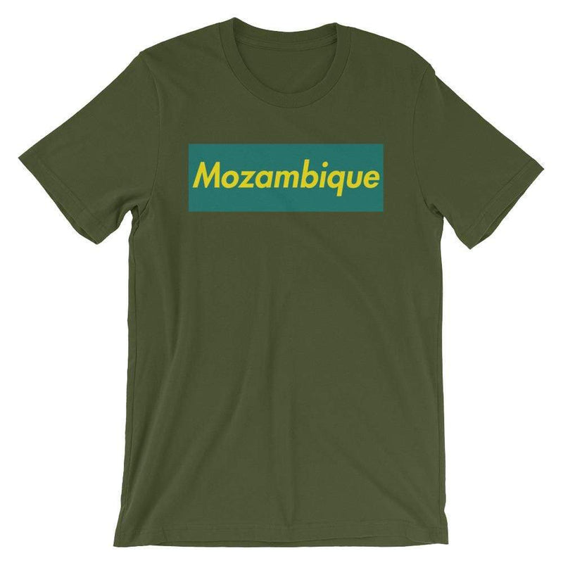 Repparel Mozambique Olive / S Hypebeast Streetwear Eco-Friendly Full Cotton T-Shirt