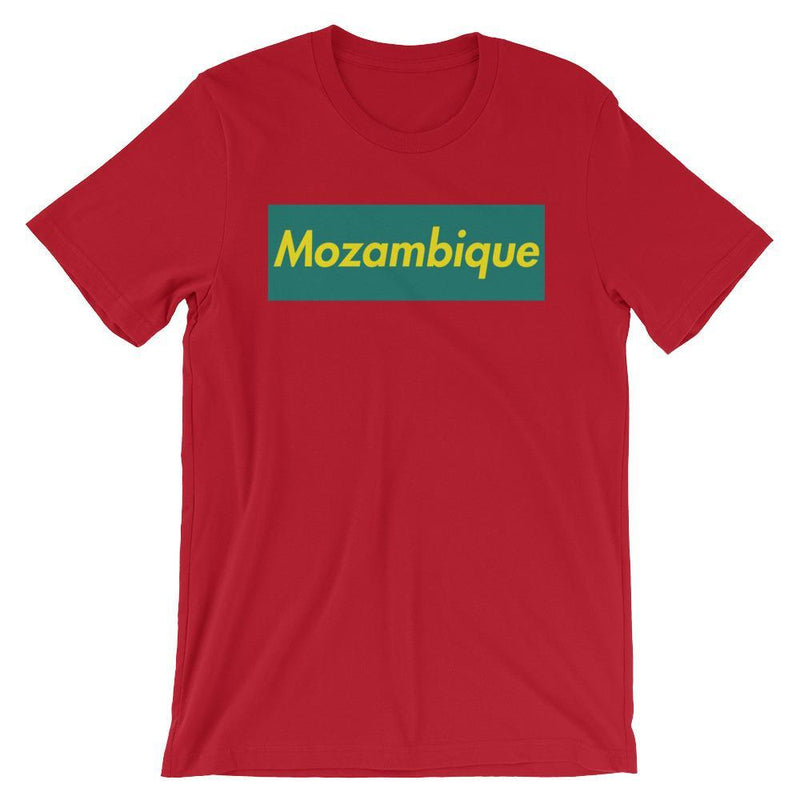 Repparel Mozambique Red / S Hypebeast Streetwear Eco-Friendly Full Cotton T-Shirt