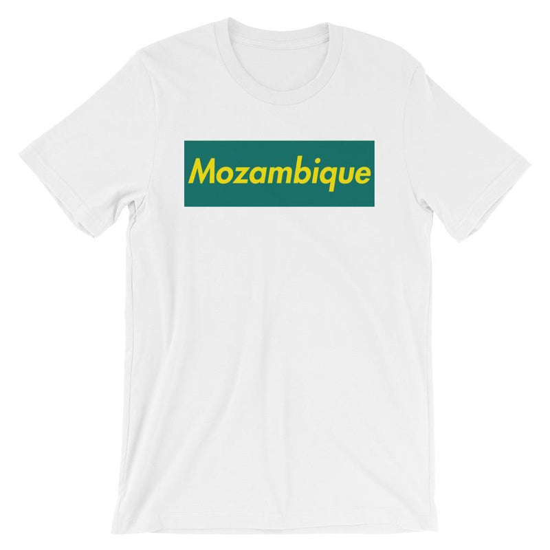 Repparel Mozambique White / XS Hypebeast Streetwear Eco-Friendly Full Cotton T-Shirt
