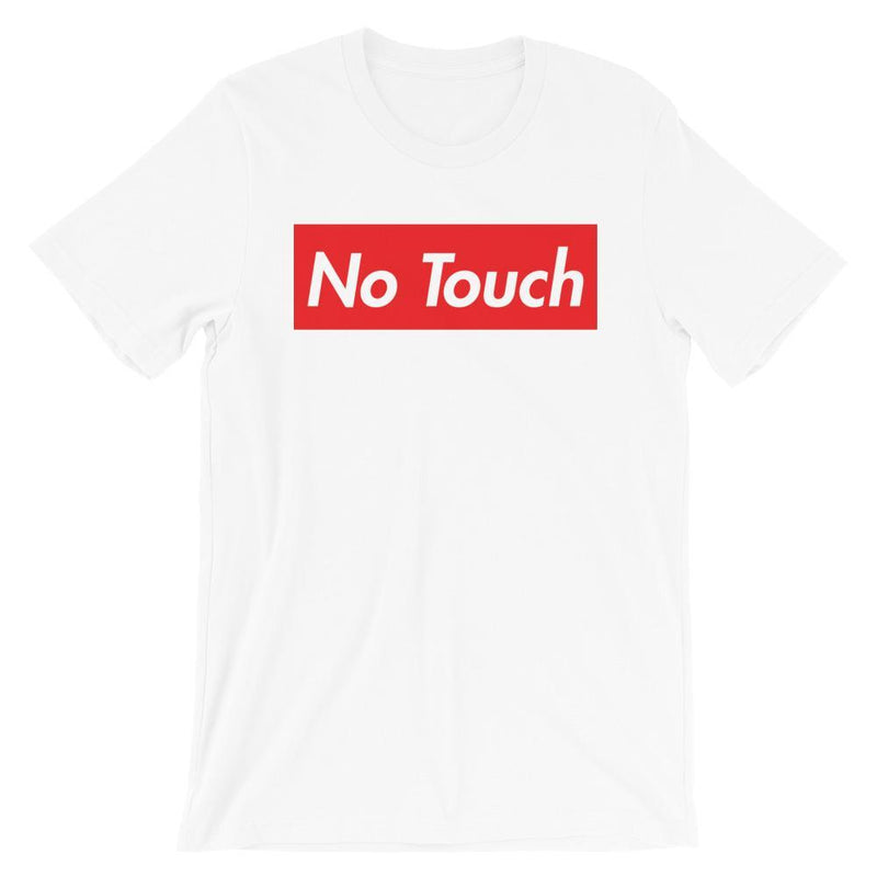 Repparel No Touch White / XS Hypebeast Streetwear Eco-Friendly Full Cotton T-Shirt