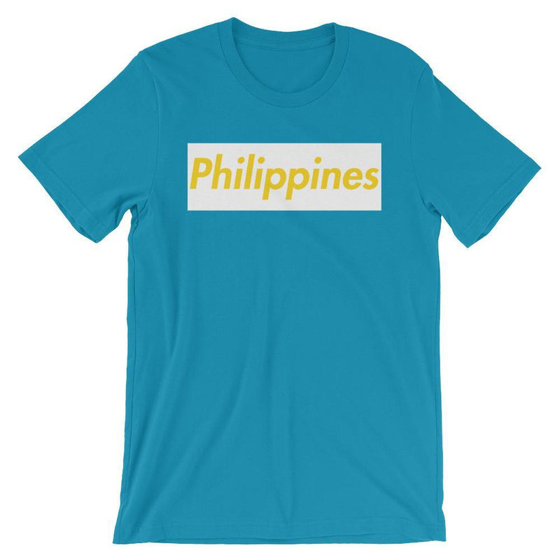 Repparel Philippines Aqua / S Hypebeast Streetwear Eco-Friendly Full Cotton T-Shirt