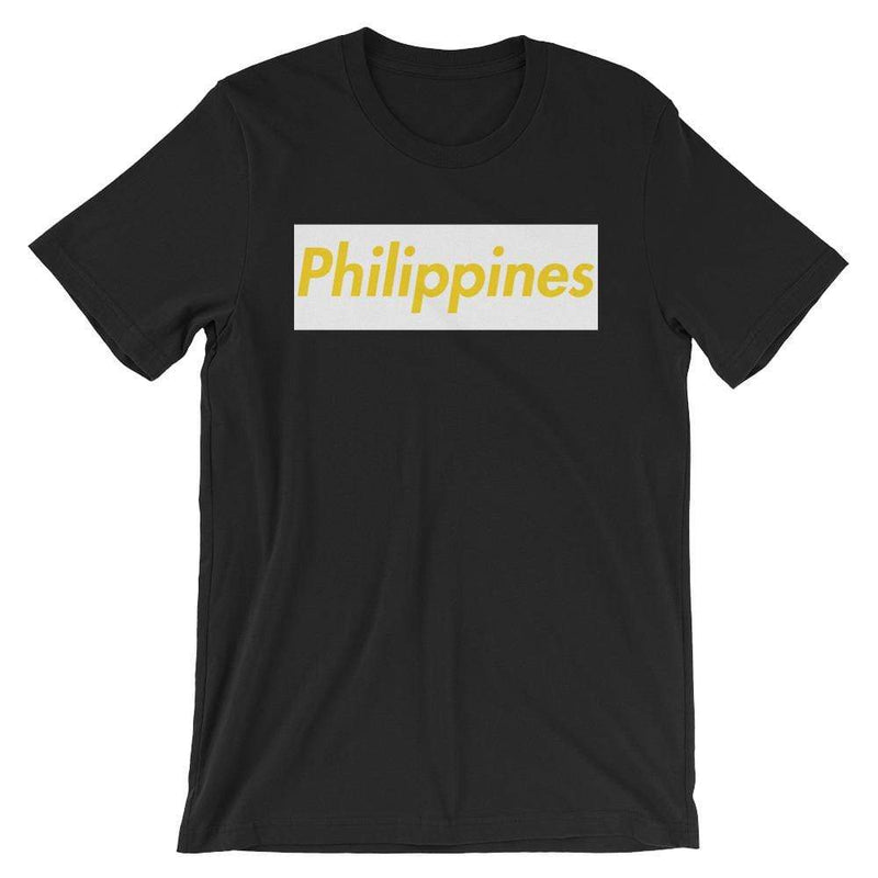 Repparel Philippines Black / XS Hypebeast Streetwear Eco-Friendly Full Cotton T-Shirt