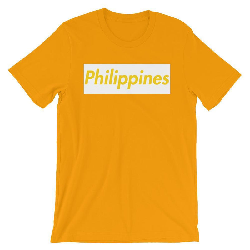 Repparel Philippines Gold / S Hypebeast Streetwear Eco-Friendly Full Cotton T-Shirt