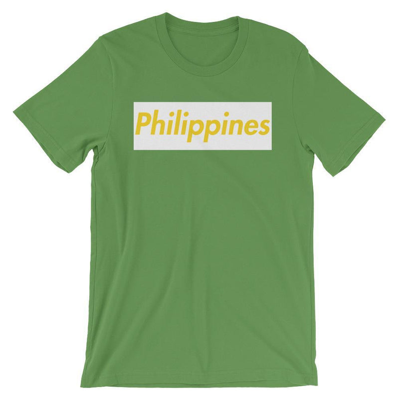 Repparel Philippines Leaf / S Hypebeast Streetwear Eco-Friendly Full Cotton T-Shirt