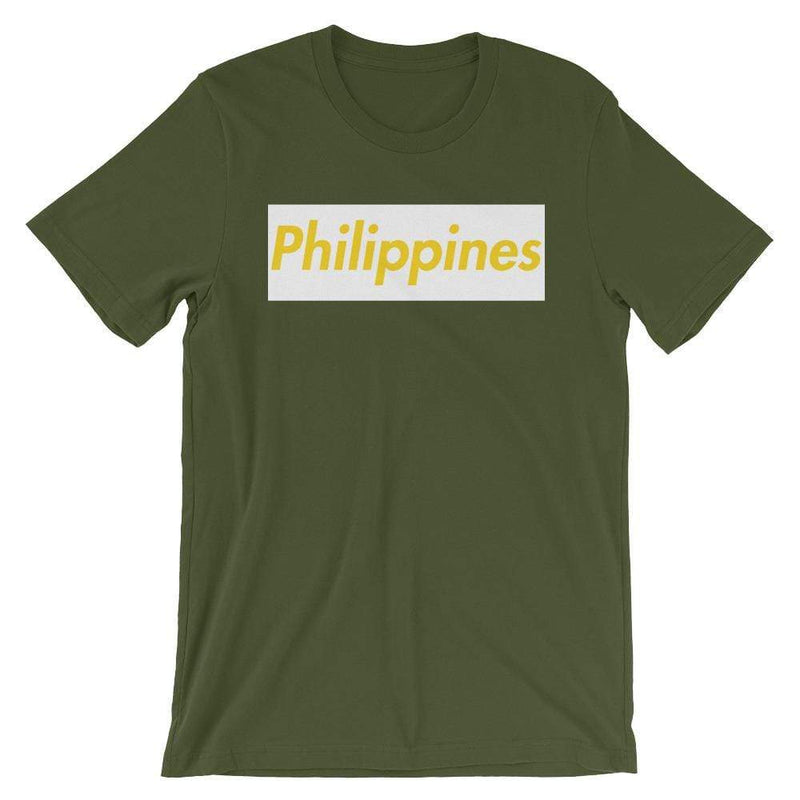 Repparel Philippines Olive / S Hypebeast Streetwear Eco-Friendly Full Cotton T-Shirt