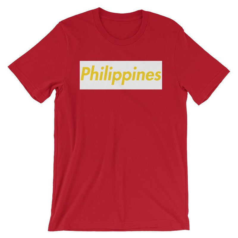Repparel Philippines Red / S Hypebeast Streetwear Eco-Friendly Full Cotton T-Shirt