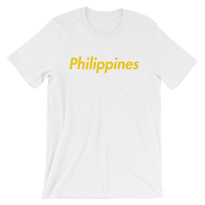 Repparel Philippines White / XS Hypebeast Streetwear Eco-Friendly Full Cotton T-Shirt