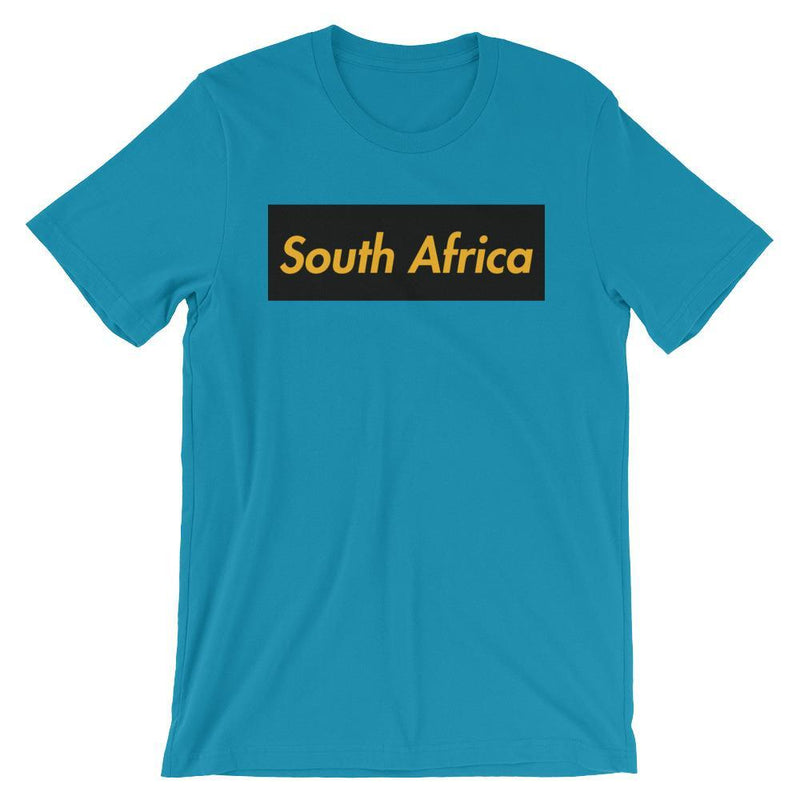Repparel South Africa Aqua / S Hypebeast Streetwear Eco-Friendly Full Cotton T-Shirt