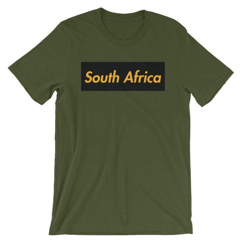 Repparel South Africa Olive / S Hypebeast Streetwear Eco-Friendly Full Cotton T-Shirt