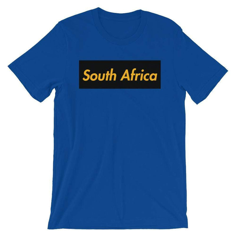 Repparel South Africa True Royal / S Hypebeast Streetwear Eco-Friendly Full Cotton T-Shirt