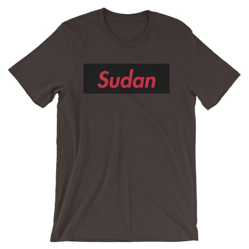 Repparel Sudan Brown / S Hypebeast Streetwear Eco-Friendly Full Cotton T-Shirt