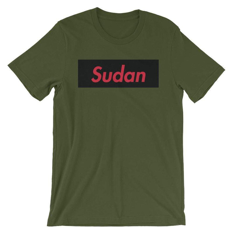 Repparel Sudan Olive / S Hypebeast Streetwear Eco-Friendly Full Cotton T-Shirt