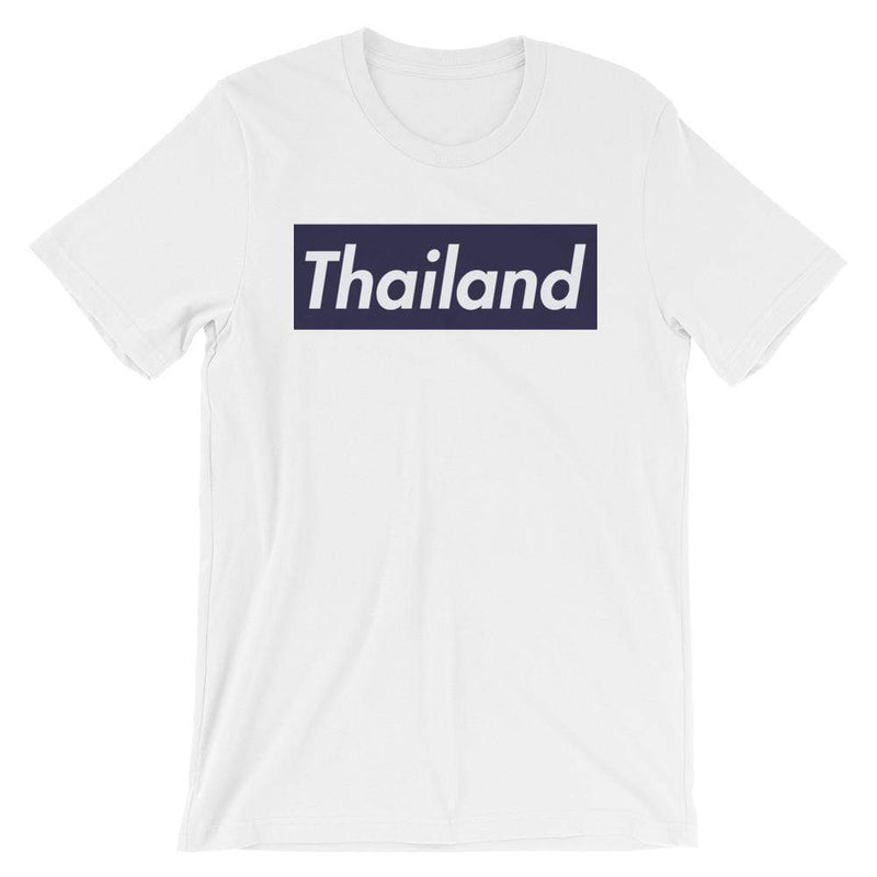 Repparel Thailand White / XS Hypebeast Streetwear Eco-Friendly Full Cotton T-Shirt