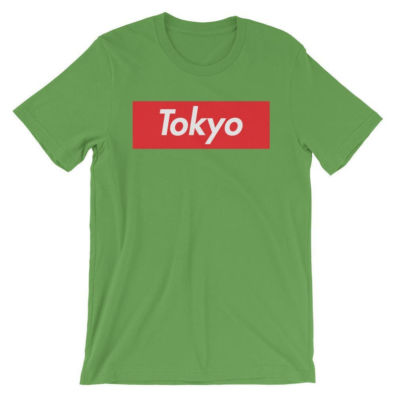 Repparel Tokyo Leaf / S Hypebeast Streetwear Eco-Friendly Full Cotton T-Shirt