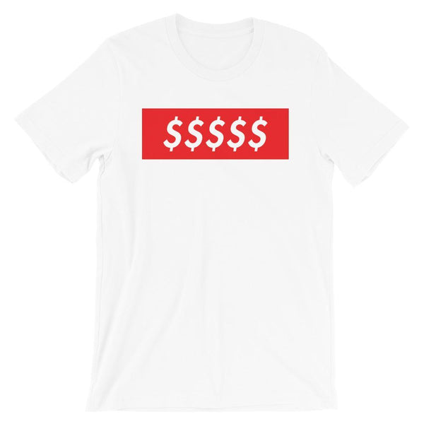 Repparel $$$$$ White / XS Hypebeast Streetwear Eco-Friendly Full Cotton T-Shirt