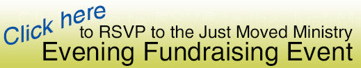 RSVP to the Just Moved Ministry fundraising event