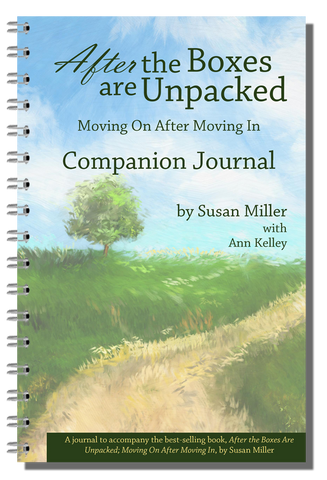 After the Boxes Are Unpacked Companion Journal