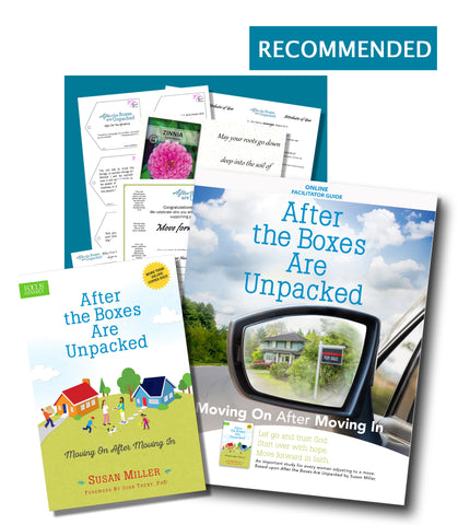 After the Boxes Are Unpacked Online Study Facilitator Bundle