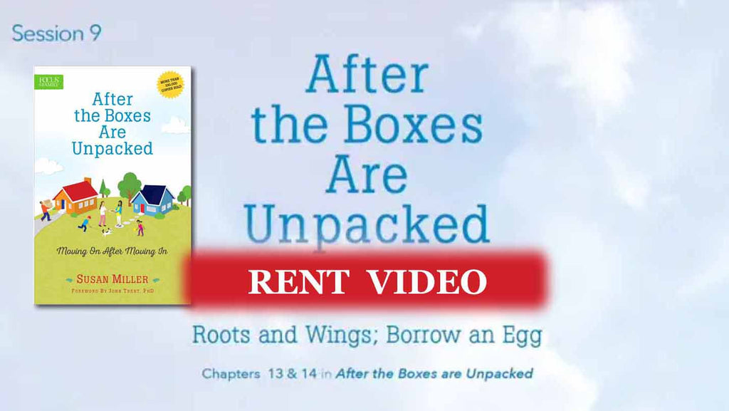 Session 9 - Roots and Wings. Borrow an Egg: children and making friends - video rent