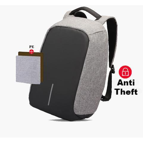4a9de449ec5 Very spacious interior and conveniently placed and sized compartments allow  to carry everything you need, and then some. The backpack is protected by  an ...