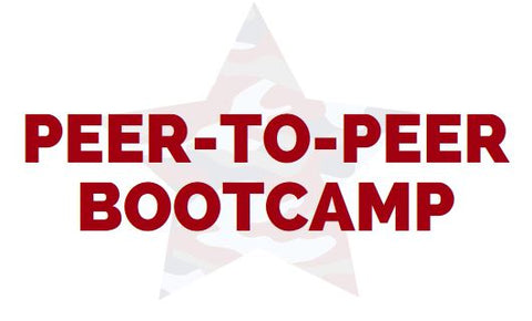 Peer-to-Peer Bootcamp For CPE Credit