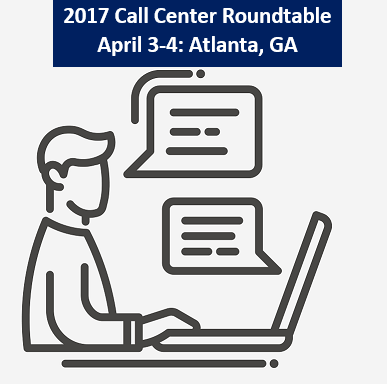 2017 Call Center Roundtable