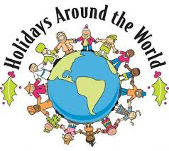 1st Grade Holidays Around the World Supplies