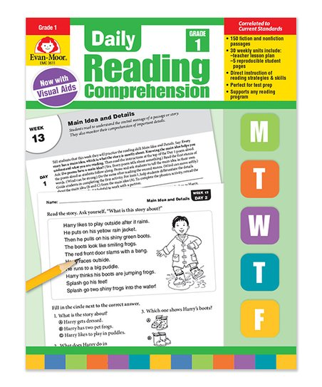2nd Grade Reading Comprehension Lessons