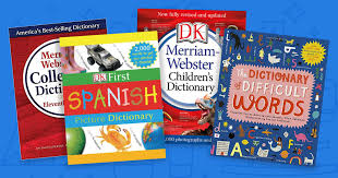 3rd Grade Student Dictionaries