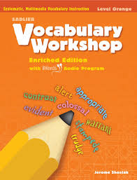 4th Grade Vocabulary Program