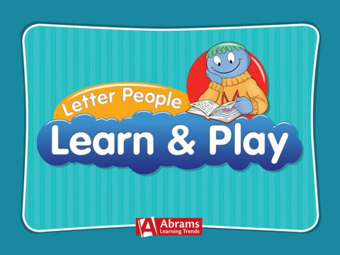 Pre-K 4 Letter People Learn and Play App $200