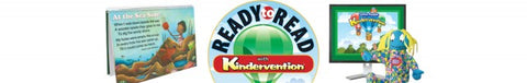 Pre-K 4 Ready to Read with Kindervention Annual License