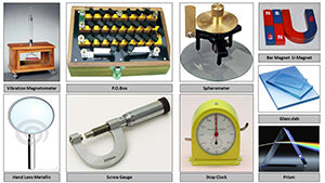 AP Physics II Lab Equipment and Supplies