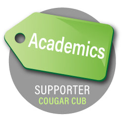 Academics - Cougar Cub Giving Level
