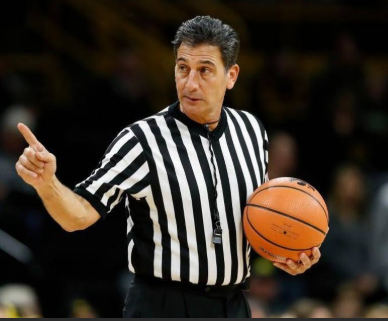 Cost of Officials - Basketball