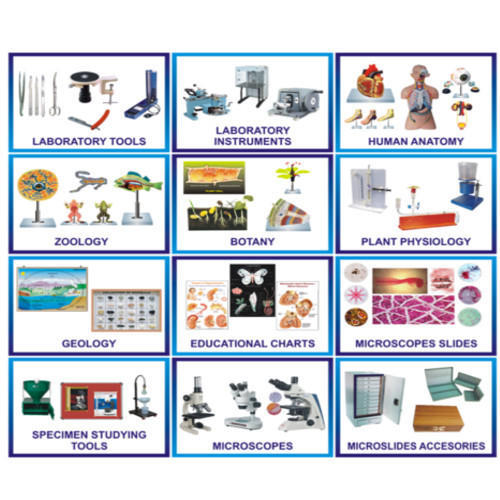 Biology Lab Equipment/Maintenance