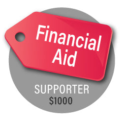Financial Aid - Silver Cougar Giving Level
