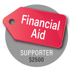 Financial Aid - Leadership Giving Level