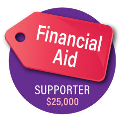 Financial Aid - Circle of Excellence Giving Level