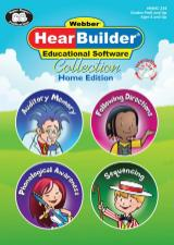 Kindergarten Hearbuilder Educational Software