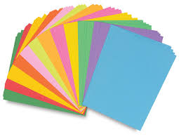 LS art paper supplies