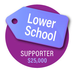Lower School - Circle of Excellence Giving Level