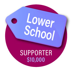 Lower School - Founders Giving Level