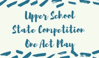 US State Competition One-Acts Royalties/Scripts